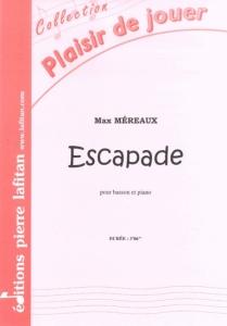 PARTITION ESCAPADE (BASSON)