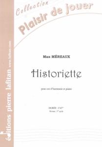 PARTITION HISTORIETTE (COR)