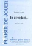PARTITION EN ATTENDANT… (FLÛTE)
