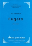 PARTITION FUGATO (ORGUE)
