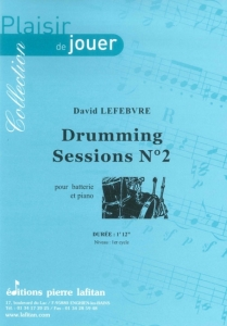 PARTITION DRUMMING SESSIONS N°2