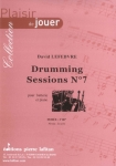 PARTITION DRUMMING SESSIONS N°7