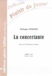 PARTITION LA CONCERTANTE (COR)