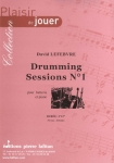 PARTITION DRUMMING SESSIONS N°1