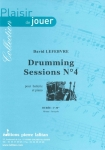 PARTITION DRUMMING SESSIONS N°4