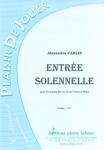 PARTITION ENTRÉE SOLENNELLE (TROMPETTE)