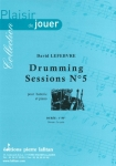 PARTITION DRUMMING SESSIONS N°5