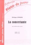 PARTITION LA CONCERTANTE (SAXHORN ALTO)
