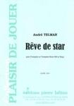 PARTITION RÊVE DE STAR