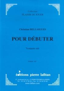 PARTITION POUR DÉBUTER (TROMPETTE Mib)