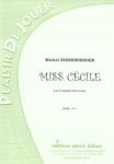 PARTITION MISS CÉCILE (TROMPETTE Mib)
