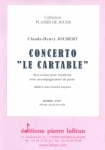 "PARTITION CONCERTO ""LE CARTABLE"""