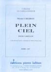 PARTITION PLEIN CIEL (CARILLON)