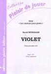 PARTITION VIOLET (PIANO)