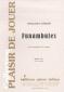 PARTITION FUNAMBULES (SAXOPHONE Sib)