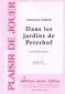 PARTITION DANS LES JARDINS DE PETERHOF (CLARINETTE)