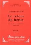 PARTITION LE RETOUR DU HÉROS (SAXHORN BASSE)