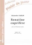 PARTITION SONATINE CUPRIFÈRE (COR)