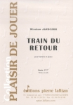 PARTITION TRAIN DU RETOUR