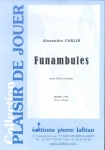 PARTITION FUNAMBULES (FLÛTE)