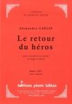 PARTITION LE RETOUR DU HÉROS (TROMPETTE)