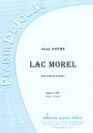 PARTITION LAC MOREL