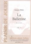 PARTITION LA BALLERINE (GUITARE)