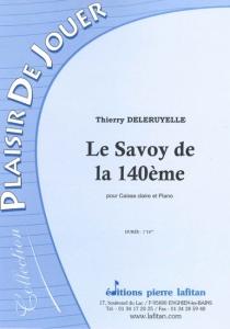 PARTITION LE SAVOY DE LA 140ème
