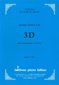 PARTITION 3D (CONTREBASSE)