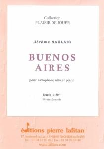 PARTITION BUENOS AIRES (SAX ALTO)