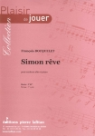 PARTITION SIMON RÊVE (SAXHORN ALTO)