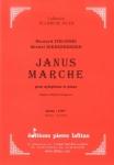 PARTITION JANUS MARCHE (XYLOPHONE)