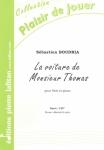 PARTITION LA VOITURE DE MONSIEUR THOMAS