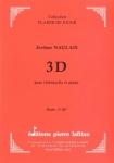PARTITION 3D (VIOLONCELLE)