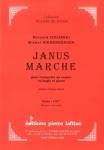 PARTITION JANUS MARCHE (TROMPETTE)