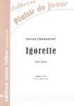 PARTITION IGORETTE (PIANO)