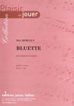 PARTITION BLUETTE (SAXOPHONE Sib)