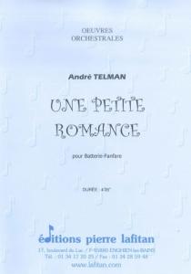 OEUVRE UNE PETITE ROMANCE (BATTERIE-FANFARE)