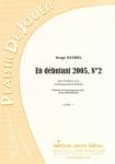 PARTITION EN DÉBUTANT 2005, N°2