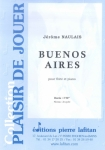 PARTITION BUENOS AIRES (FLÛTE)