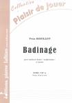 PARTITION BADINAGE (SAXHORN BASSE)