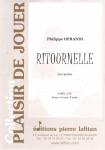 PARTITION RITOURNELLE (GUITARE)