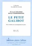 PARTITION LE PETIT GALIBOT