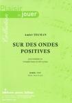PARTITION SUR DES ONDES POSITIVES (TROMPETTE Mib)