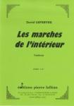 PARTITION LES MARCHES DE L'INTÉRIEUR