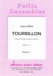 PARTITION TOURBILLON (DUO SAX SOPR / SAX BAR)