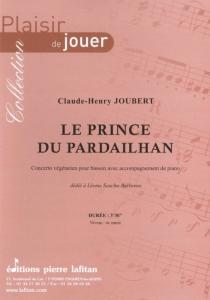 PARTITION LE PRINCE DU PARDAILHAN