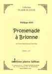 PARTITION PROMENADE A BRIONNE (SAXHORN BASSE)