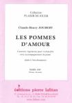 PARTITION LES POMMES D'AMOUR