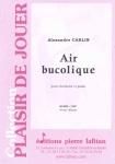 PARTITION AIR BUCOLIQUE (CLARINETTE)